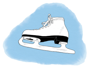 Blade Sharpening Figure Skates