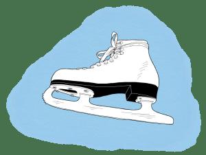 Blade Sharpening Figure Skates